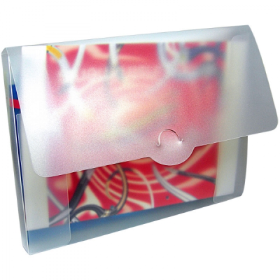 Picture of POLYPROPYLENE CONFERENCE BOX (FROSTED CLEAR)