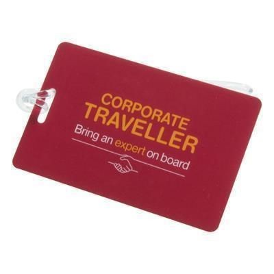 Picture of PRINTED LUGGAGE TAG