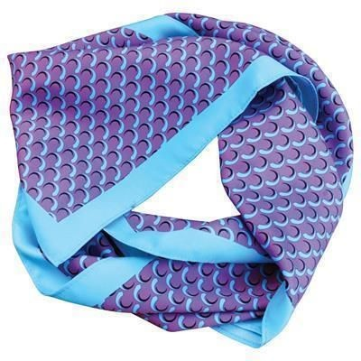 Picture of PRINTED POLYESTER SCARF