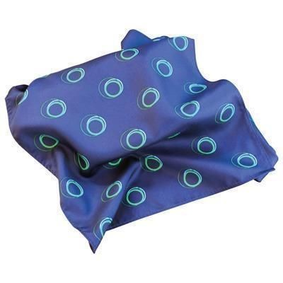 Picture of PRINTED SILK SCARF