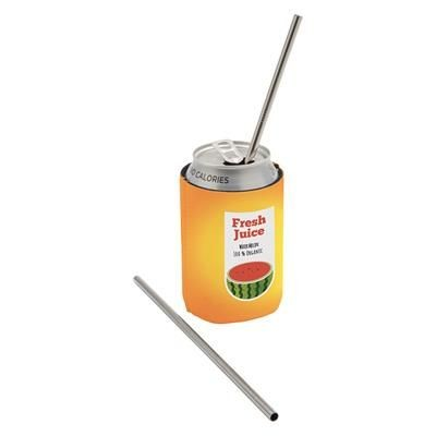 Picture of STRAIGHT METAL STRAW