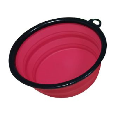 Picture of SILICON POP-UP DOG BOWL