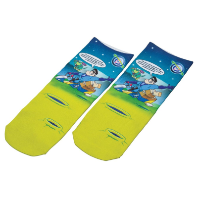 Picture of FULL COLOUR XPRESS SHORT SOCKS