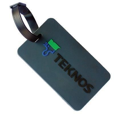 Picture of SOFT PVC LUGGAGE TAG