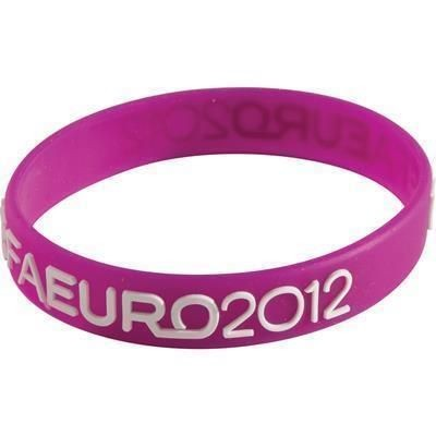 Picture of SILICON WRIST BAND RAISED PROFILE DESIGN