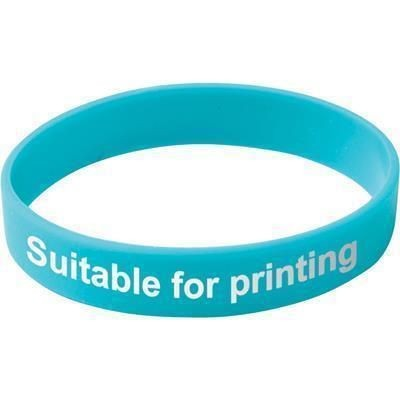 Picture of SILICON WRIST BAND UK STOCK