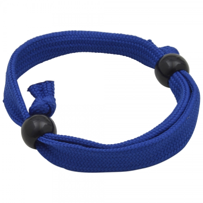 Picture of TUBULAR POLYESTER WRIST BAND with Adjuster Bead