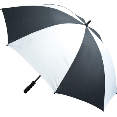 Picture of FIBREGLASS STORM UMBRELLA in Black & White