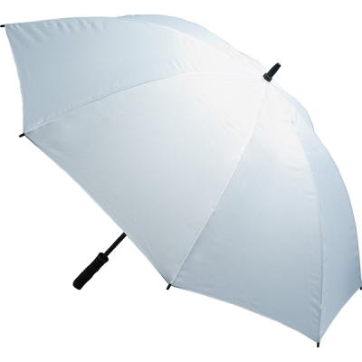 Picture of FIBREGLASS STORM UMBRELLA in White