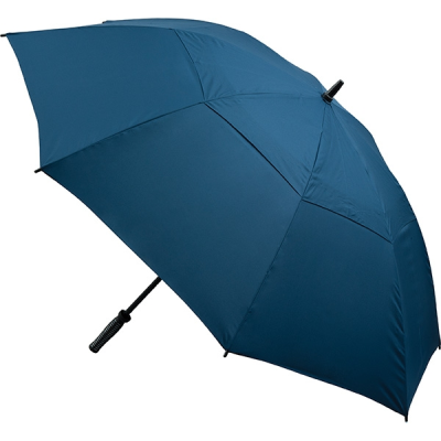 Picture of VENTED GOLF UMBRELLA in Navy