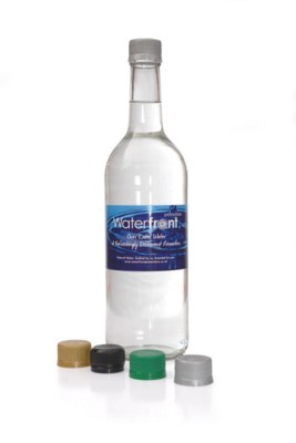 Picture of 750ML GLASS OWN LABEL BRANDED BOTTLED WATER