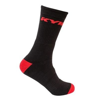 Picture of PREMIUM WORKW?AR UPCYCLED CREW SOCKS with Terry Lining & Ribbing