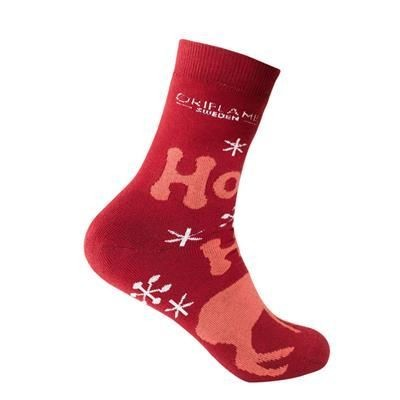Picture of PREMIUM CHILDRENS THERMAL INSULATED WINTER SOCKS with Inner Terry Lining