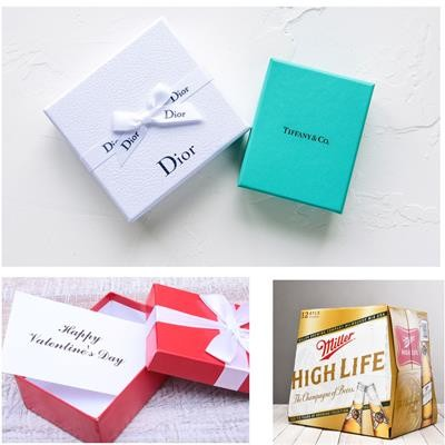 Picture of DIE CUT BOX