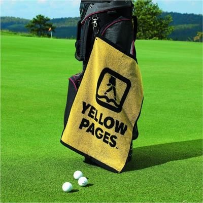 Picture of JACQUARD GOLF TOWEL