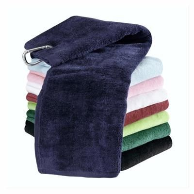 Picture of KINGLY JACQUARD GOLF TOWEL