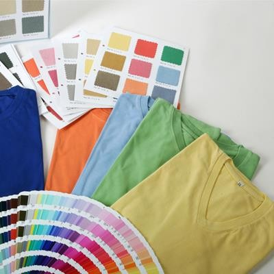 Picture of PANTONE DYED TEE SHIRT