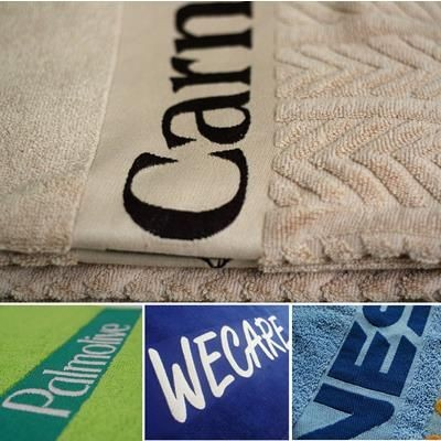Picture of RELIEF WOVEN TOWEL