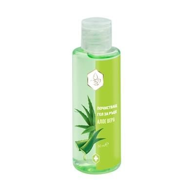 Picture of 60ML SEVEN HEAVEN ALOE VERA SCENTED HAND CLEANSING GEL 80% ALCOHOL