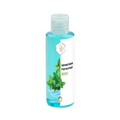Picture of 60ML SEVEN HEAVEN MINTS SCENTED HAND CLEANSING GEL 80% ALCOHOL