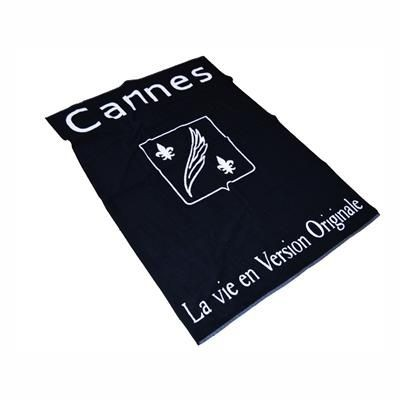 Picture of XL JACQUARD BEACH TOWEL