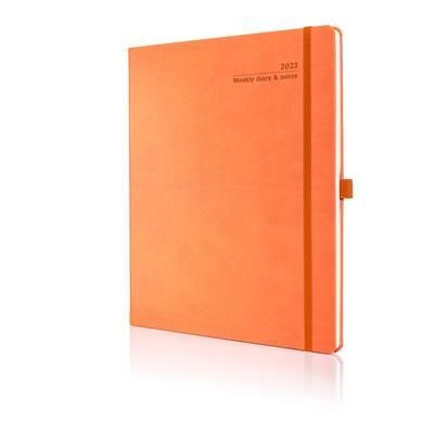 Picture of CASTELLI IVORY COLLECTION WEEKLY TUCSON LARGE DIARY