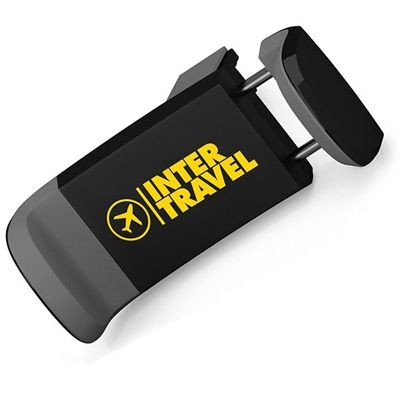 Picture of CAR MOBILE PHONE HOLDER DELUXE in Black