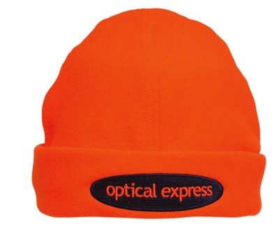 Picture of LUMINESCENT MICROFLEECE SAFETY BEANIE HAT