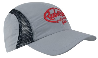 Picture of MICROFIBRE & MESH SPORTS BASEBALL CAP with Reflective Trim