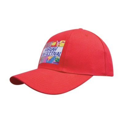 Picture of BRUSHED HEAVY COTTON PRO-ROTATED BASEBALL CAP