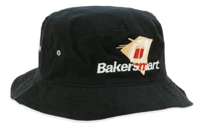 Picture of BRUSHED SPORTS TWILL BUCKET HAT with Sandwich
