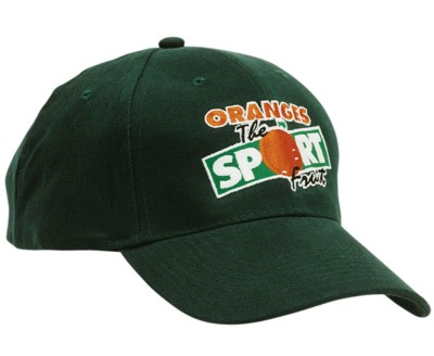 Picture of BRUSHED HEAVY COTTON BASEBALL CAP