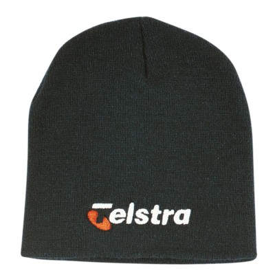 Picture of ROLLED DOWN ACRYLIC BEANIE HAT