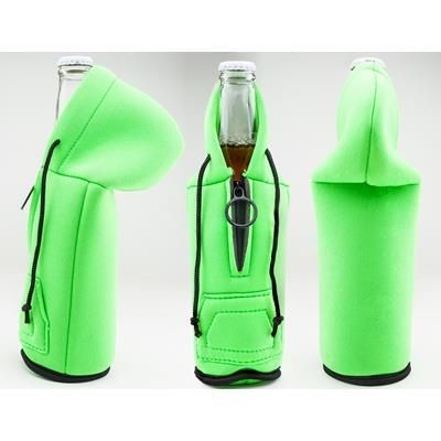 Picture of HOODED HOODY CAN COOLER
