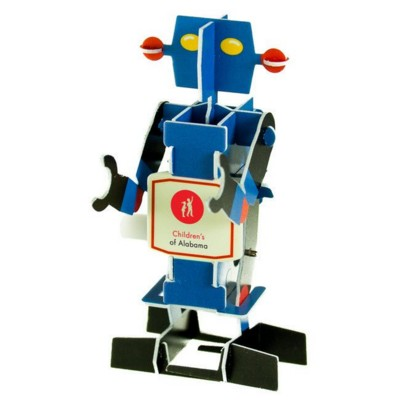 Picture of PUZZLE ROBOT TOY
