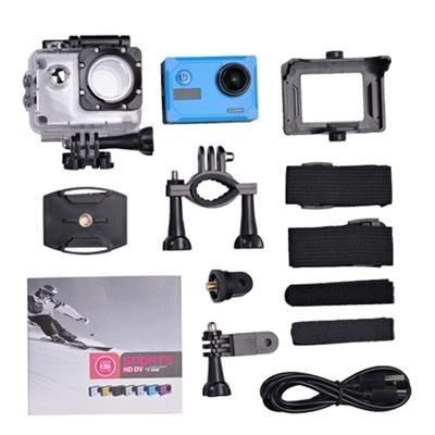 Picture of ACTION CAMERA 780k, 1080P or 4K with Accessories