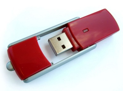 Picture of BABY FLIP USB FLASH DRIVE MEMORY STICK