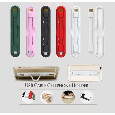Picture of USB CABLE CELLPHONE HOLDER
