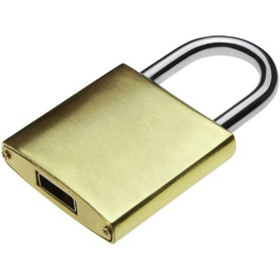 Picture of BABY PADLOCK USB MEMORY STICK