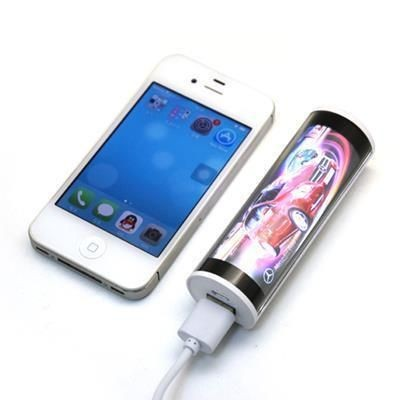 Picture of PLASTIC POWER BANK CHARGER 018
