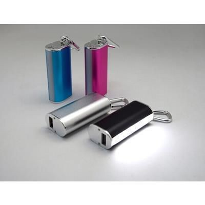 Picture of ALUMINIUM METAL POWER BANK CHARGER 023