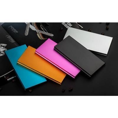 Picture of ALUMINIUM METAL POWER BANK CHARGER 036