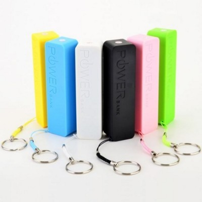 Picture of PLASTIC POWER BANK CHARGER 001
