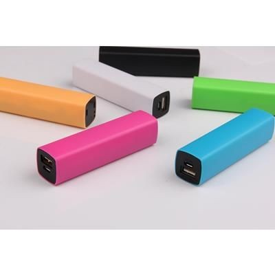 Picture of PLASTIC POWER BANK CHARGER 007