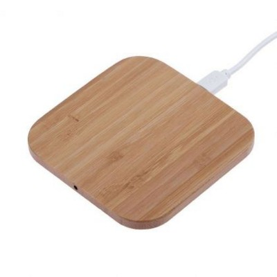 Picture of BAMBOO WOOD QI CHARGER