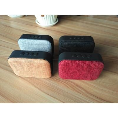 Picture of FABRIC CORDLESS SPEAKER