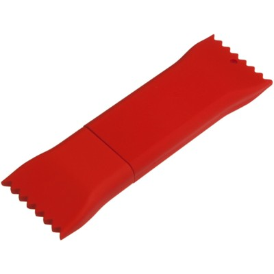 Picture of SWEETS BAR USB MEMORY STICK in Red