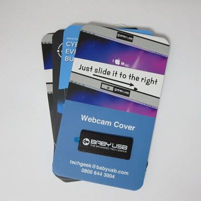 Picture of PLASTIC WEBCAM COVER