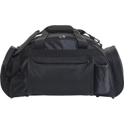 Picture of Polyester 600D weekend travel bag