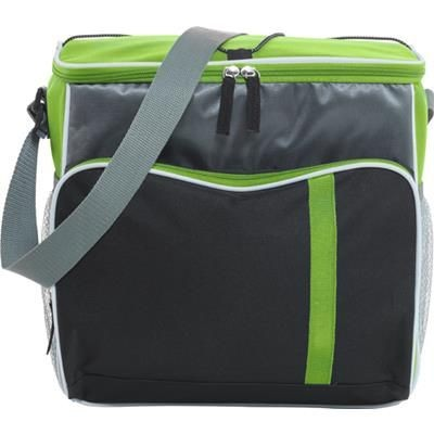 Picture of Polyester 600D COOL BAG in Lime